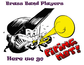 Piping Hot Brass